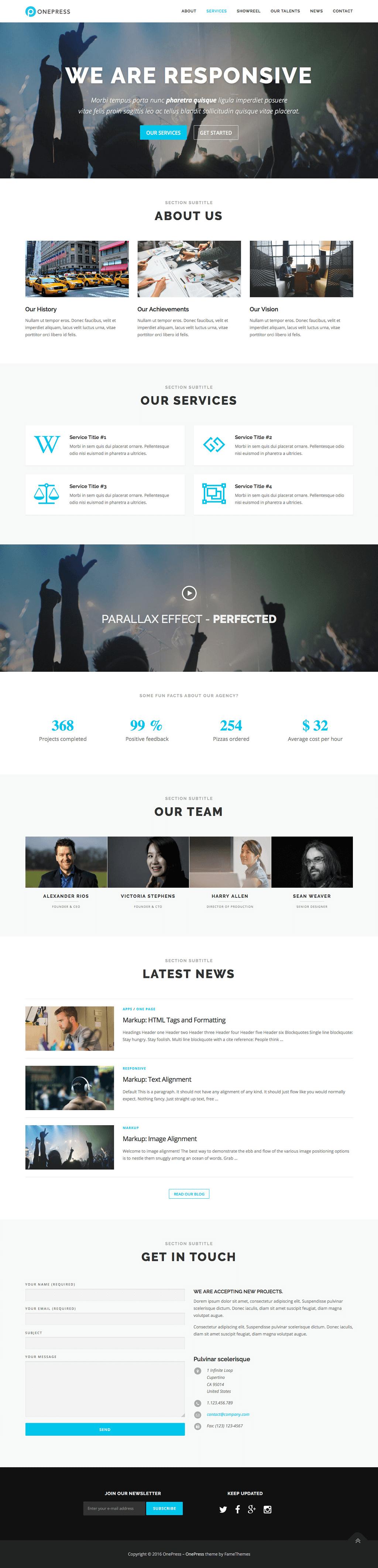 OnePress-detail