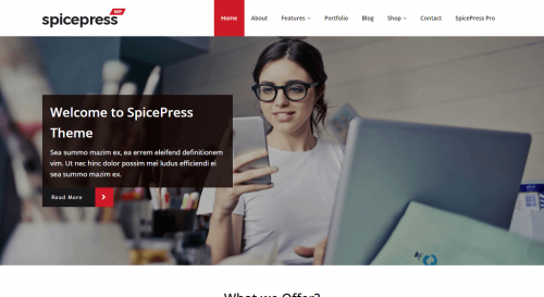 SpicePress