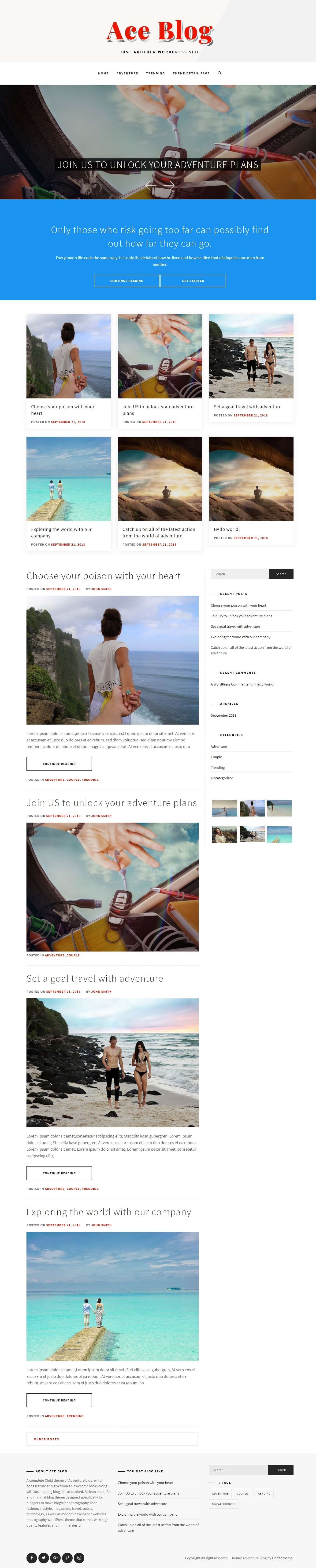 Ace Blog