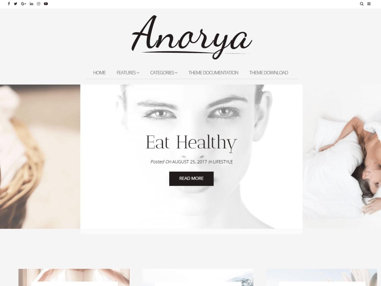Anorya