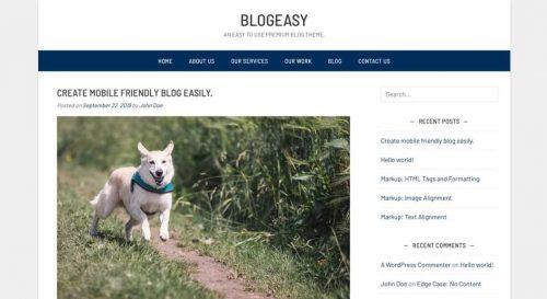 Blogeasy