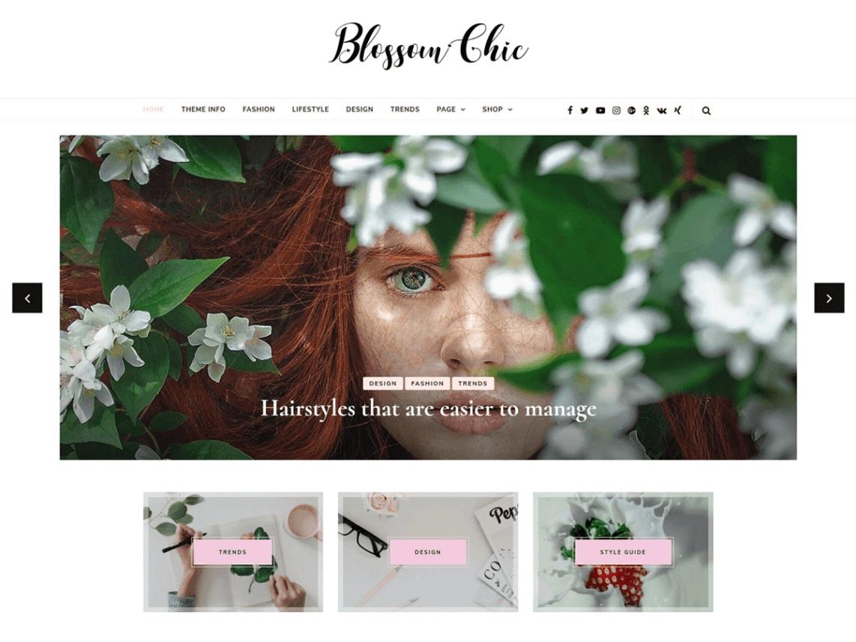 Blossom Chic