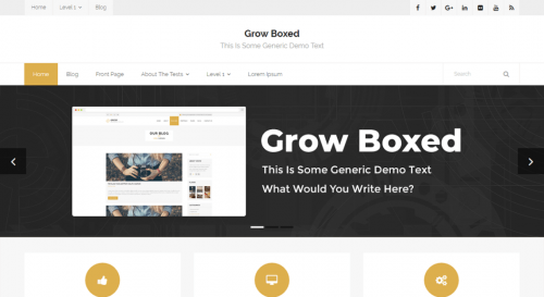 Grow Boxed