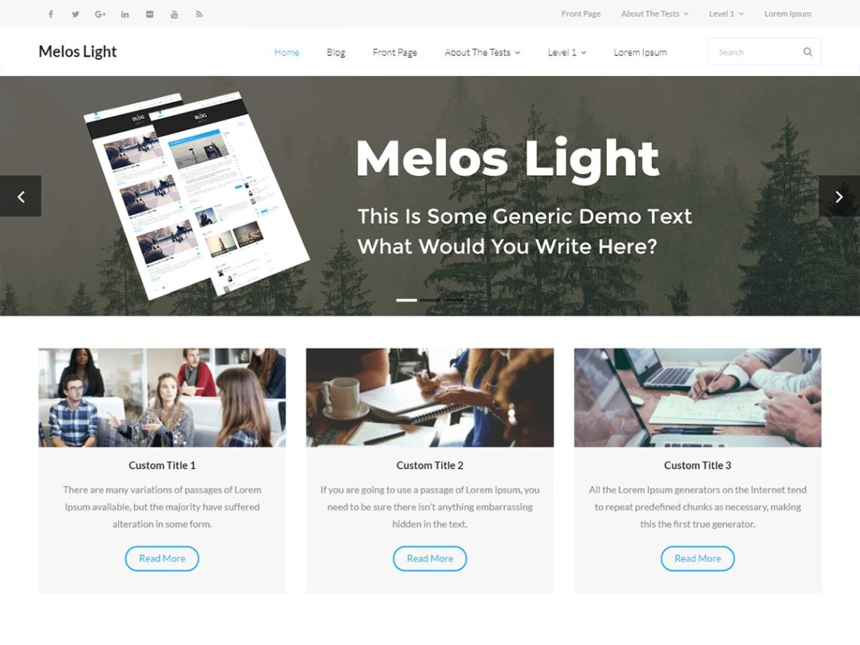 Melos Light