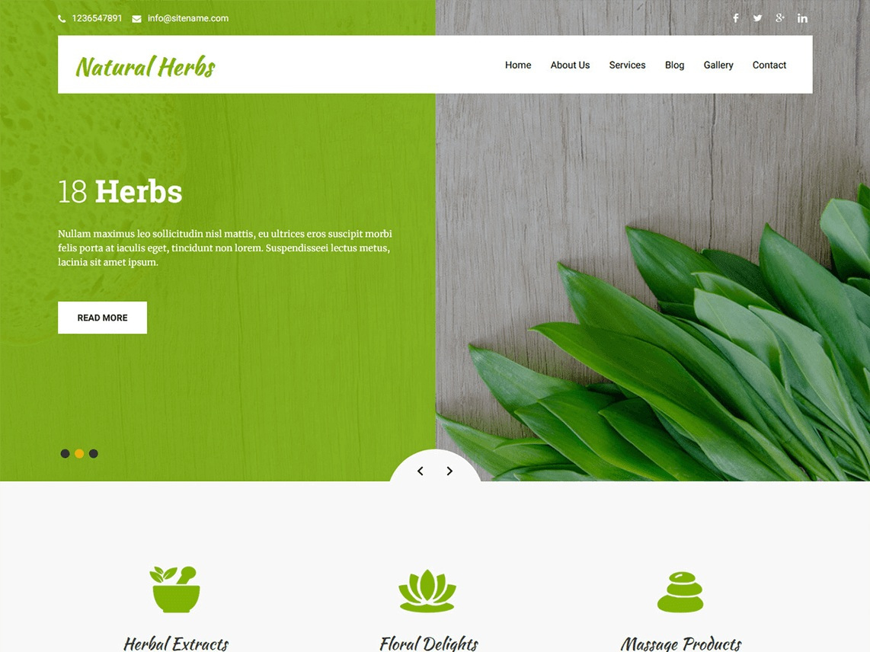 Natural Herbs Lite