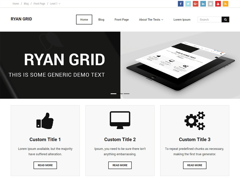 Ryan Grid