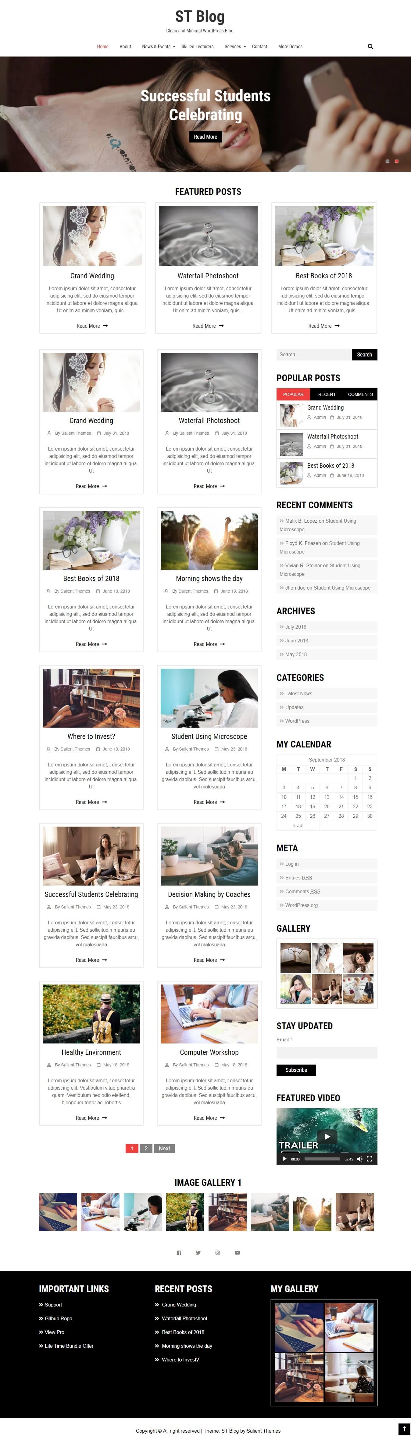 ST Blog