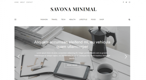 Savona Minimal