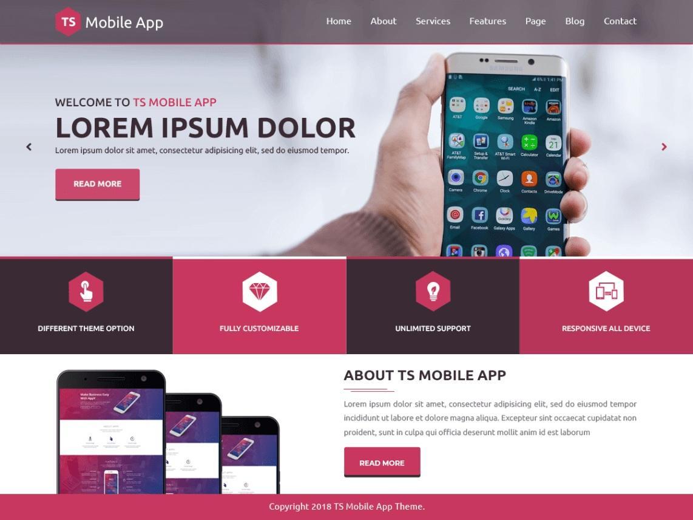 TS Mobile App