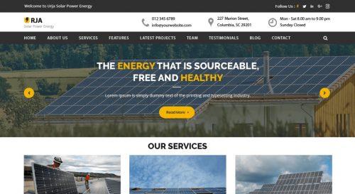 Urja Solar Energy