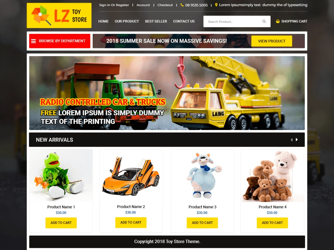 LZ Toy Store