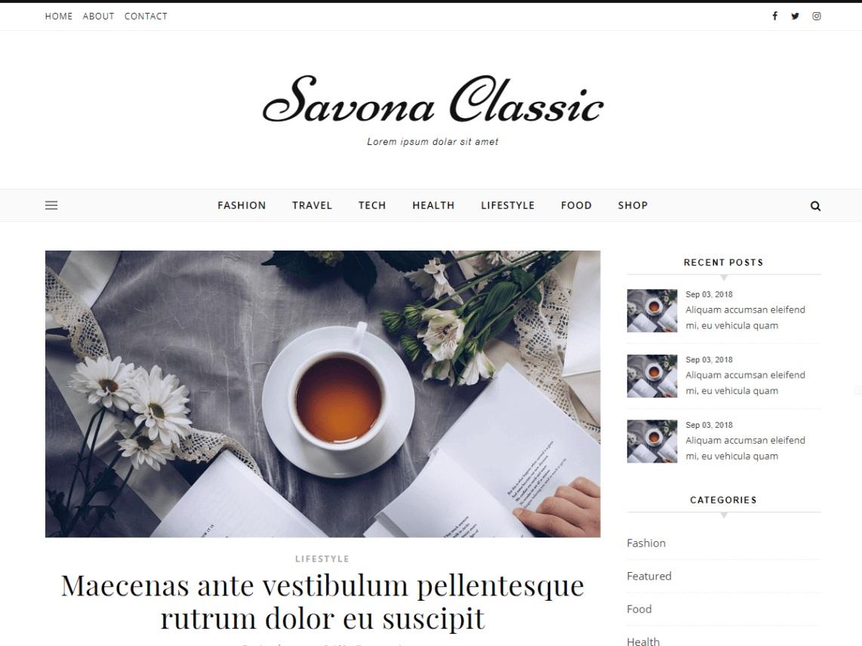 Savona Classic