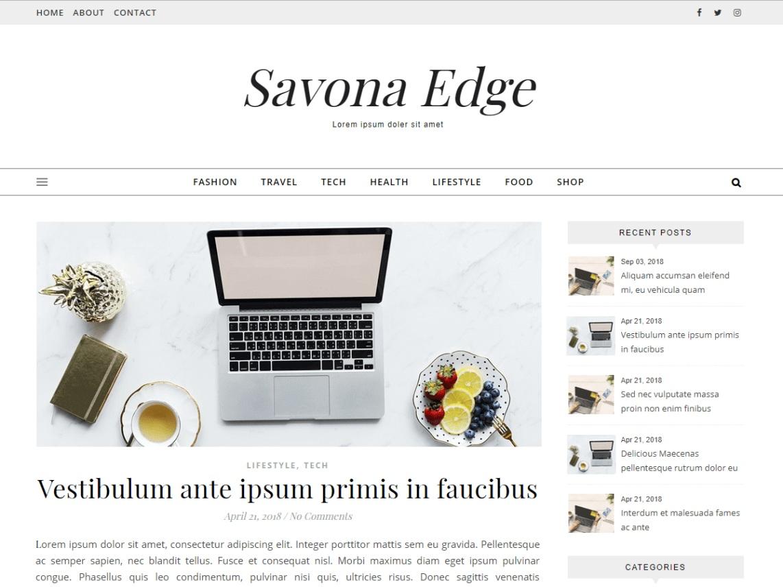 Savona Edge