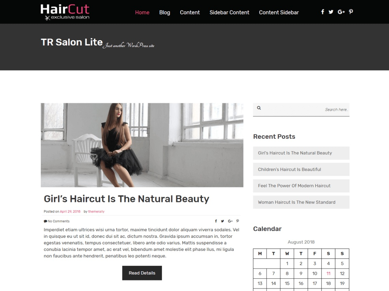 TR Salon Lite