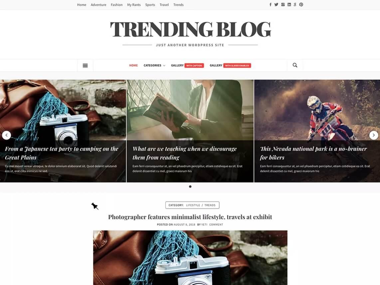 Trending Blog