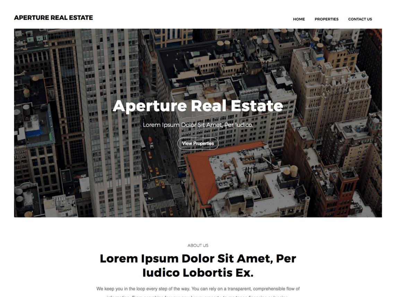 Aperture Real Estate