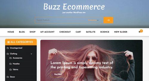Buzz Ecommerce