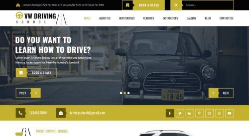 VW Driving School