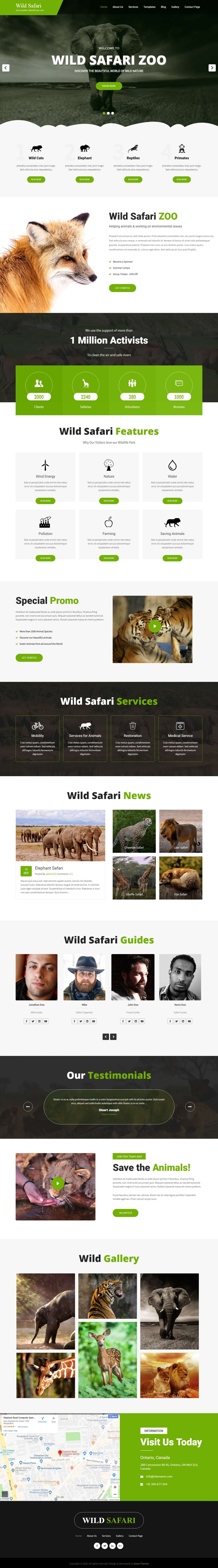 Wild Safari Lite