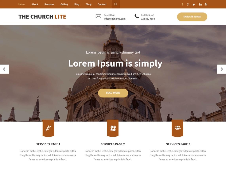 The Church Lite