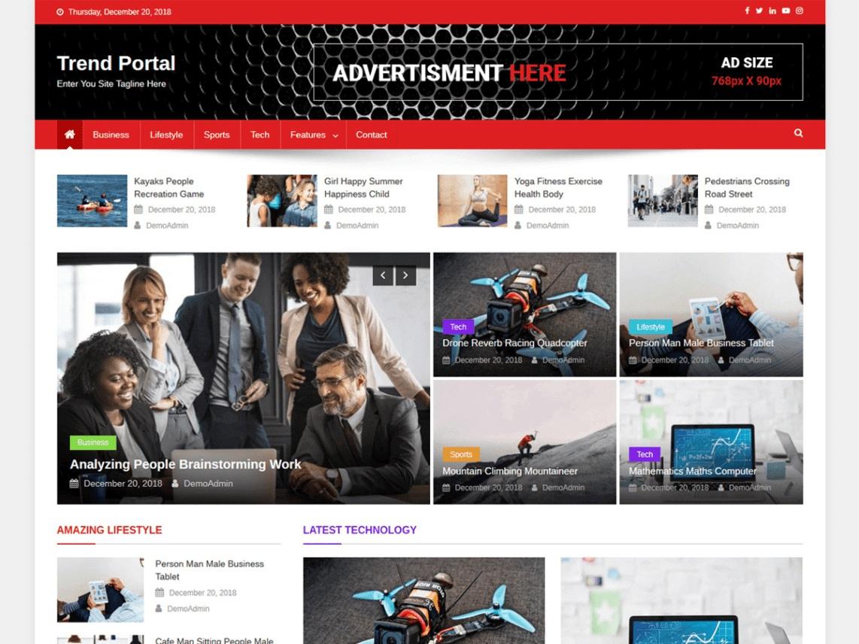 Trend Portal