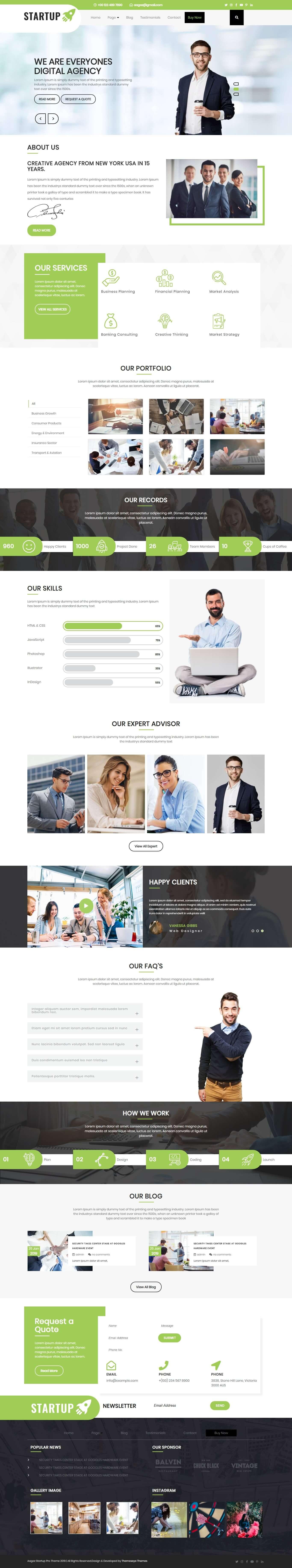 Aagaz Startup