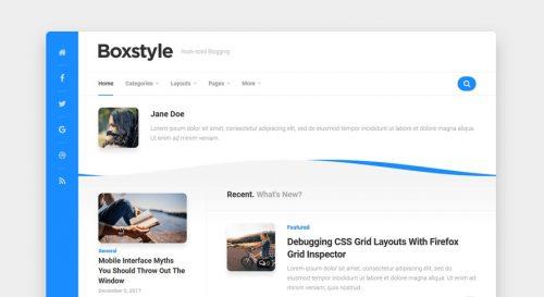 Boxstyle