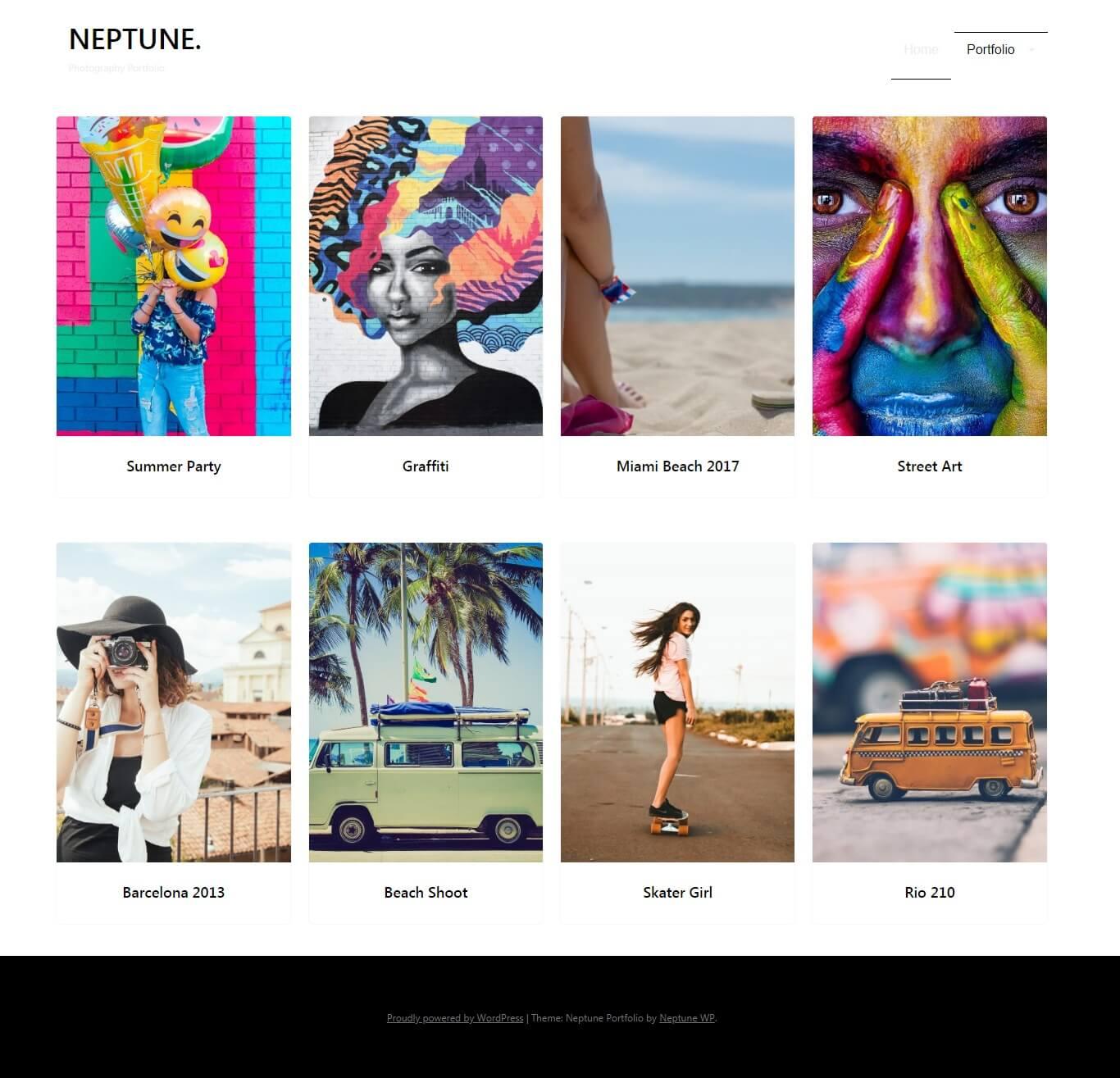 Neptune Portfolio