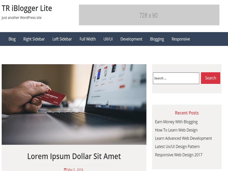 TR iBlogger Lite
