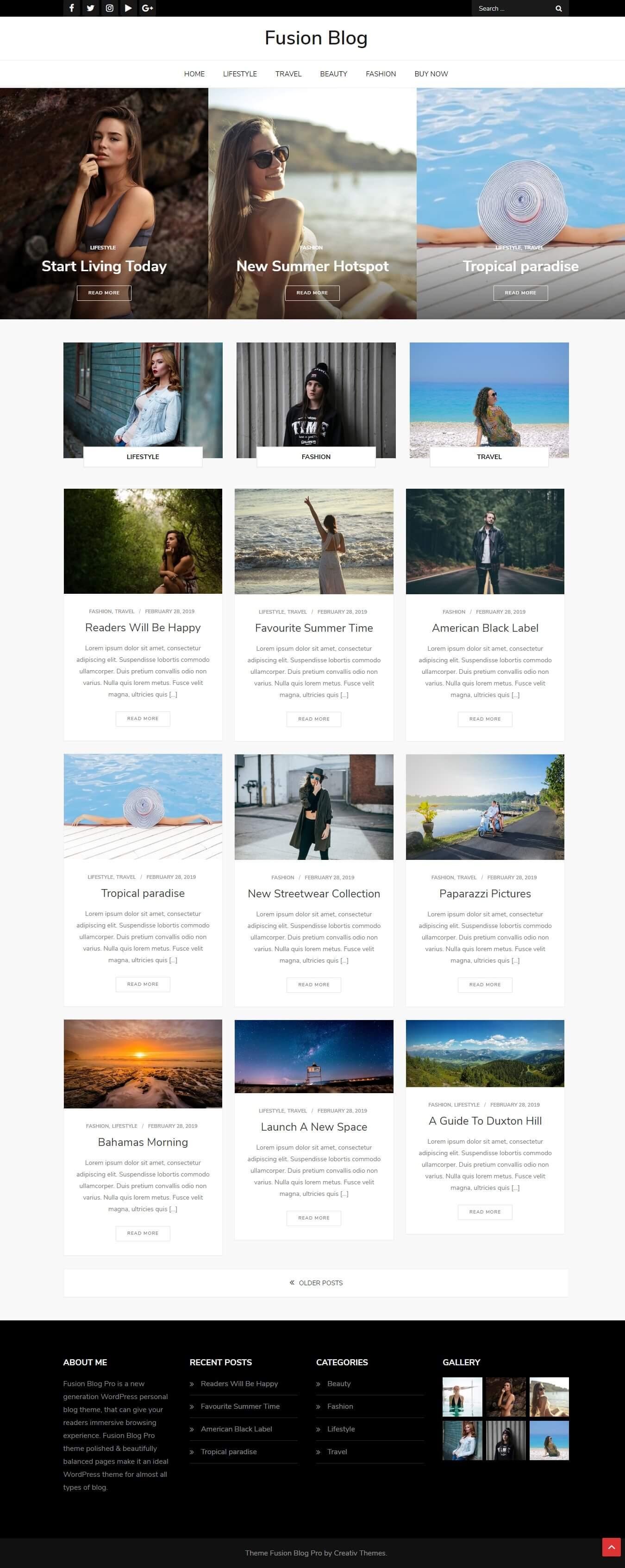 Fusion Blog