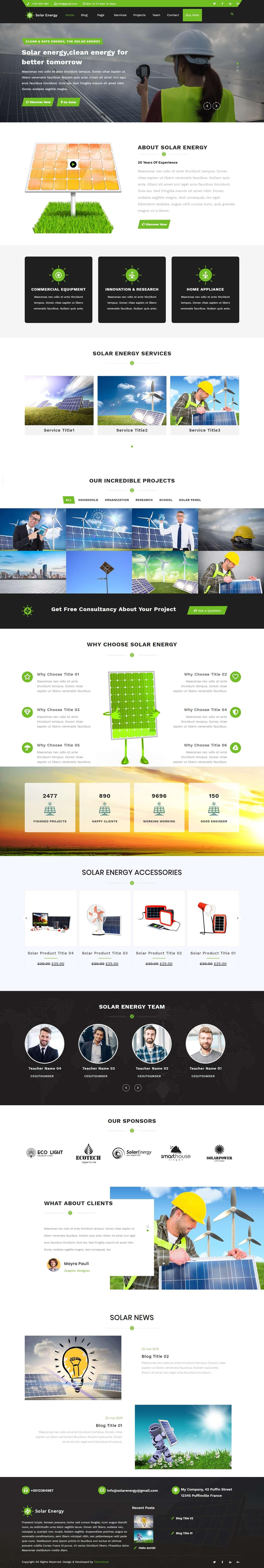 Shams Solar