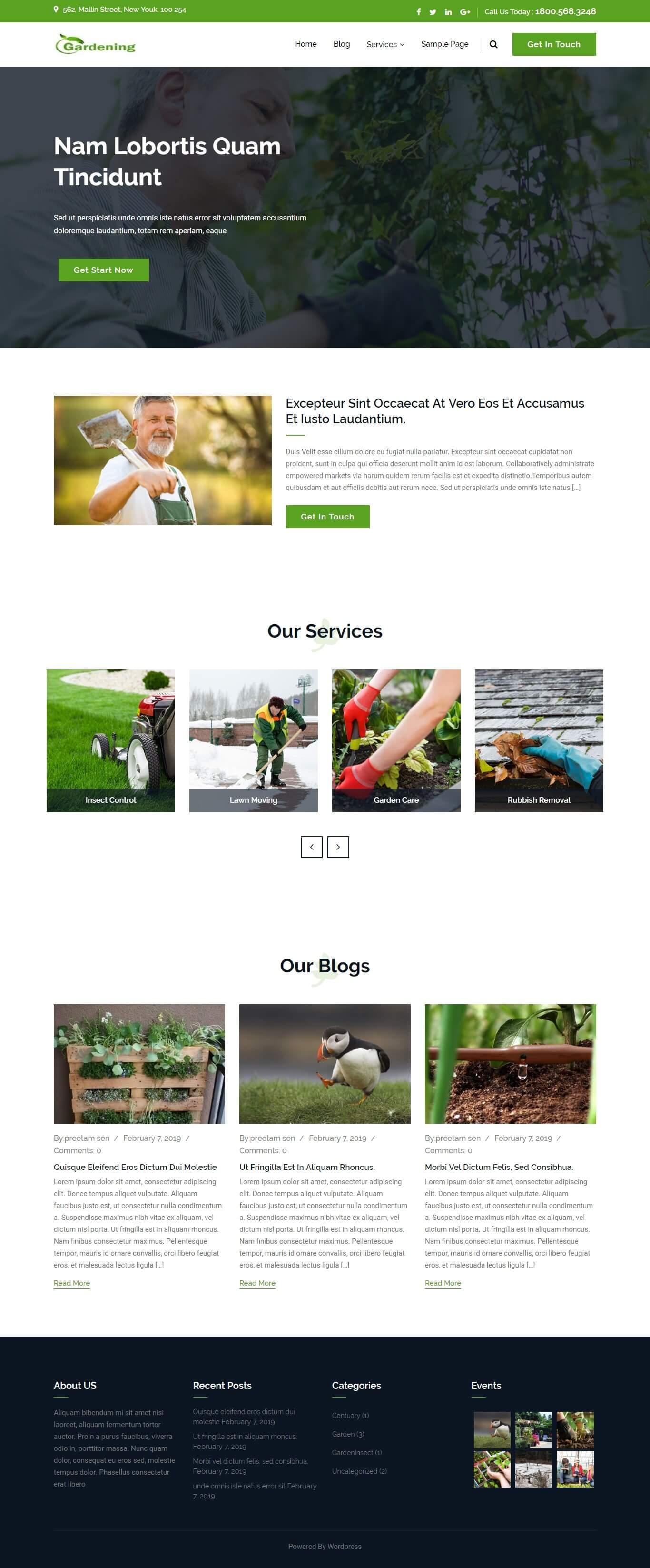 gardenings